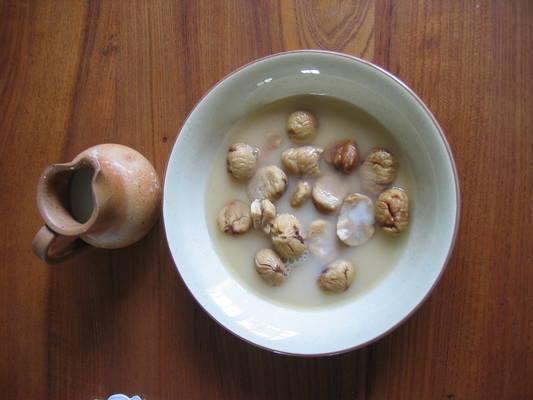 Soupe à la Châtaignes