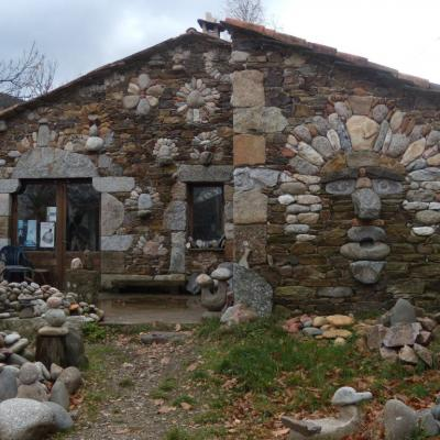 Montage de pierre