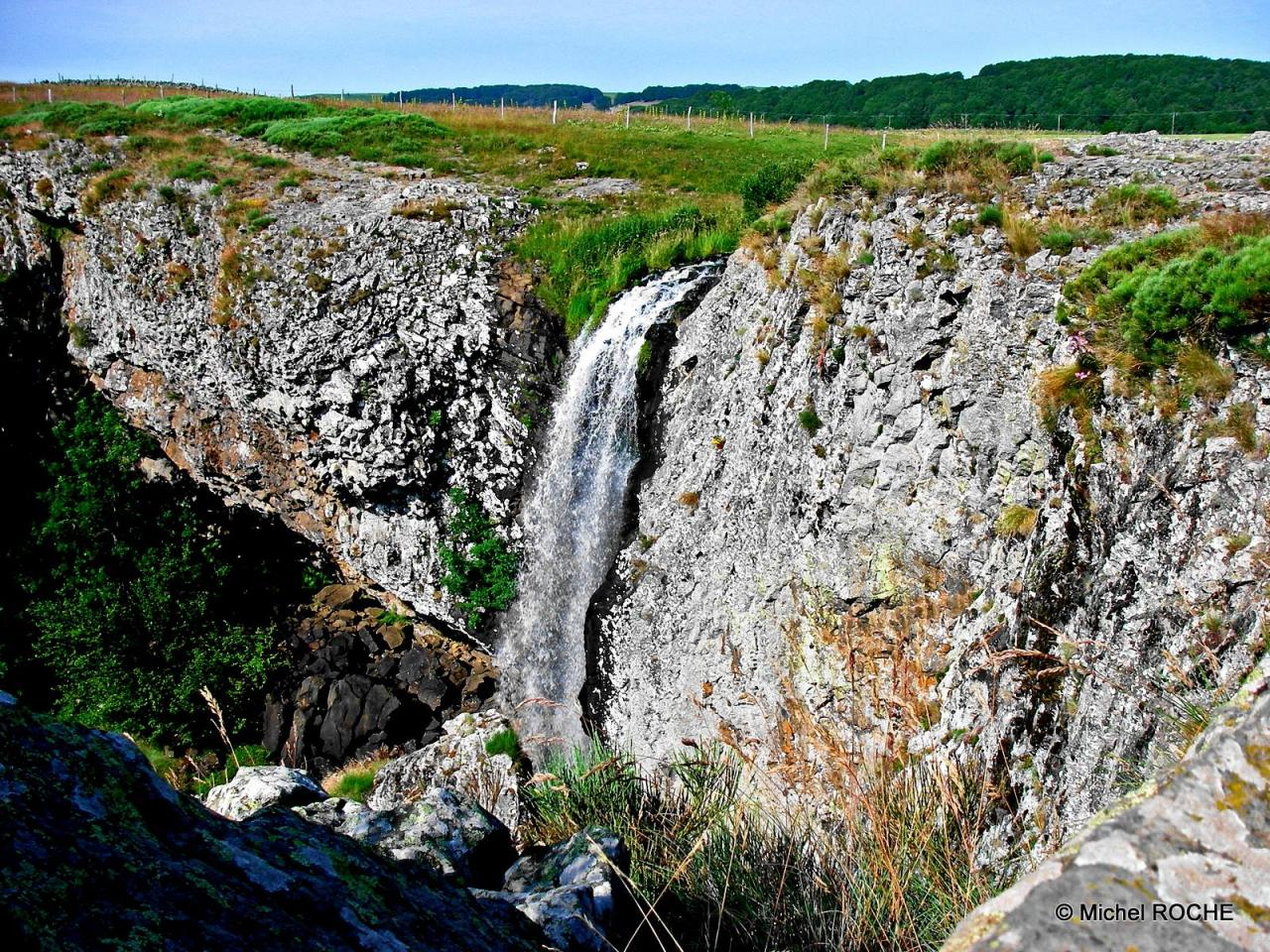 cascade du Déroc