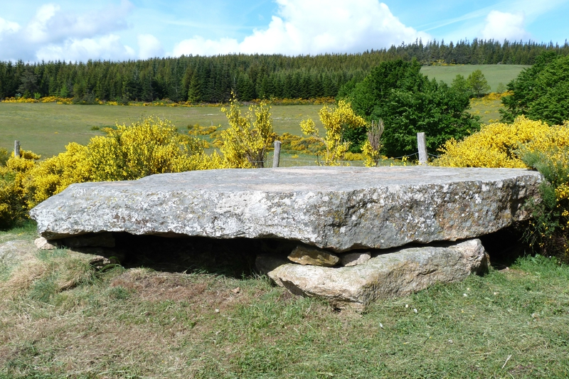 dolmen la table de Gargantua
