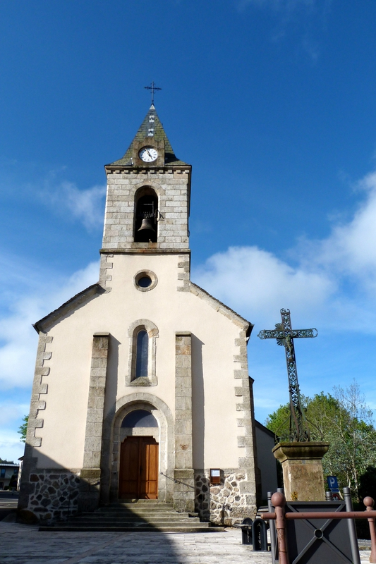 église de La Bastide Puylaurent