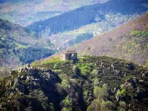 La Chapelle Saint Loup à Villefort